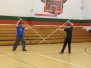 Quarterstaff Seminar with the Black Falcon School of Arms - May 2014